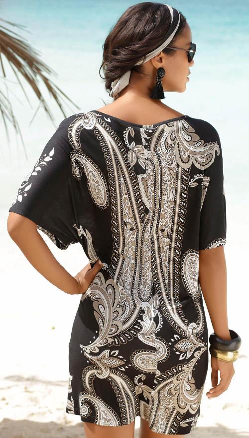 Lekka sukienka plażowa Lascana